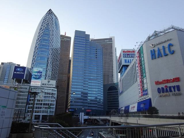 新宿エルタワー新宿駅西口